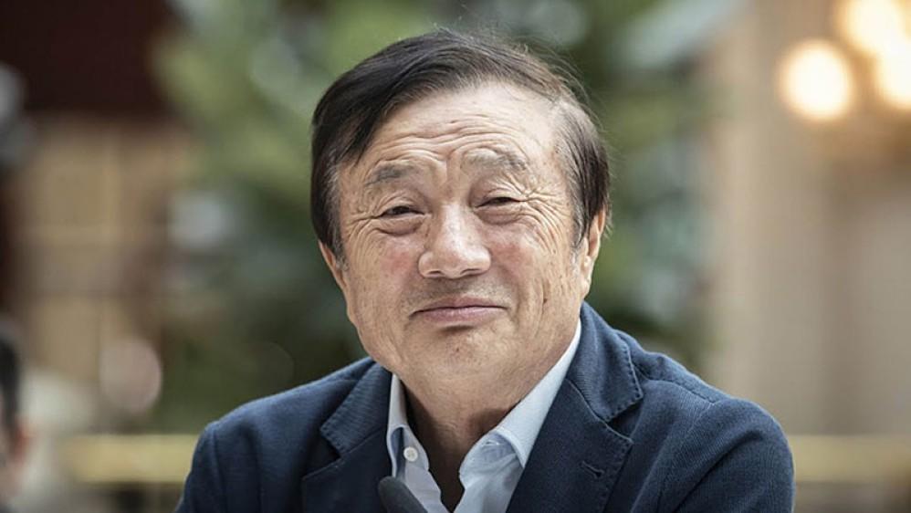 Ο ιδρυτής της Huawei θαυμάζει την Apple και είναι κάθετα αντίθετος στο ενδεχόμενο αντιποίνων από την Κίνα