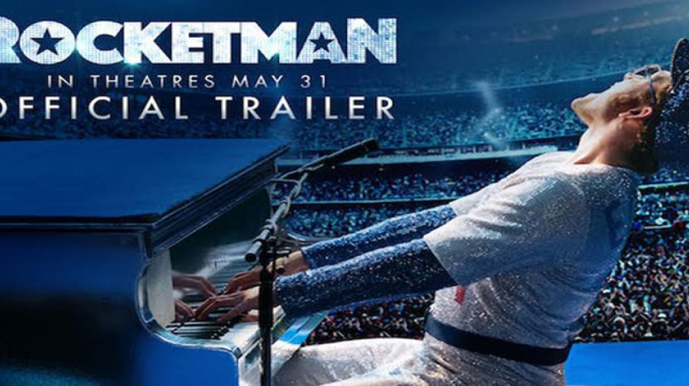Rocketman: Νέο trailer για την ταινία - αφιέρωμα στον θρύλο Elton John