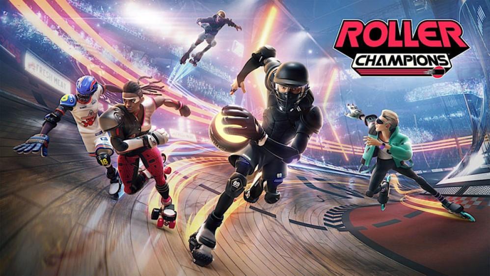 Roller Champions: Νέο δωρεάν game από την Ubisoft σε στυλ Rocket League