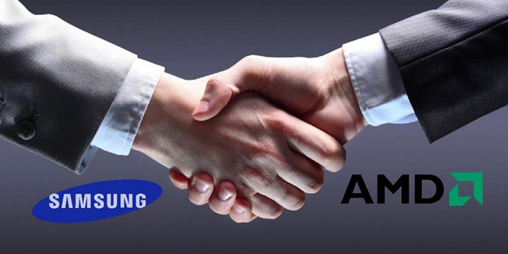Samsung και AMD έδωσαν τα χέρια για να δούμε γραφικά Radeon στα smartphones!