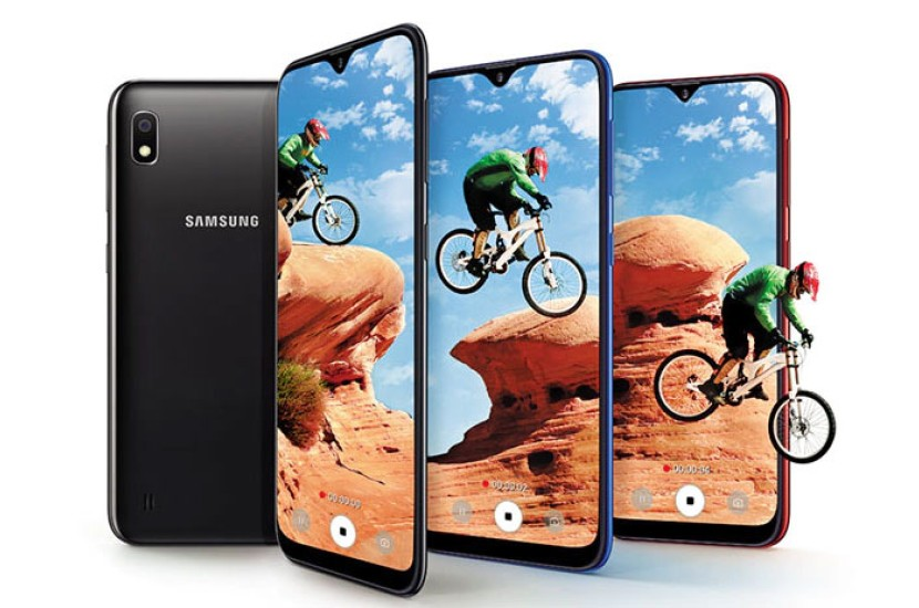 Samsung Galaxy A10: Επίσημα με οθόνη 6.2'' Infinity-V, Android Pie και προσιτή τιμή
