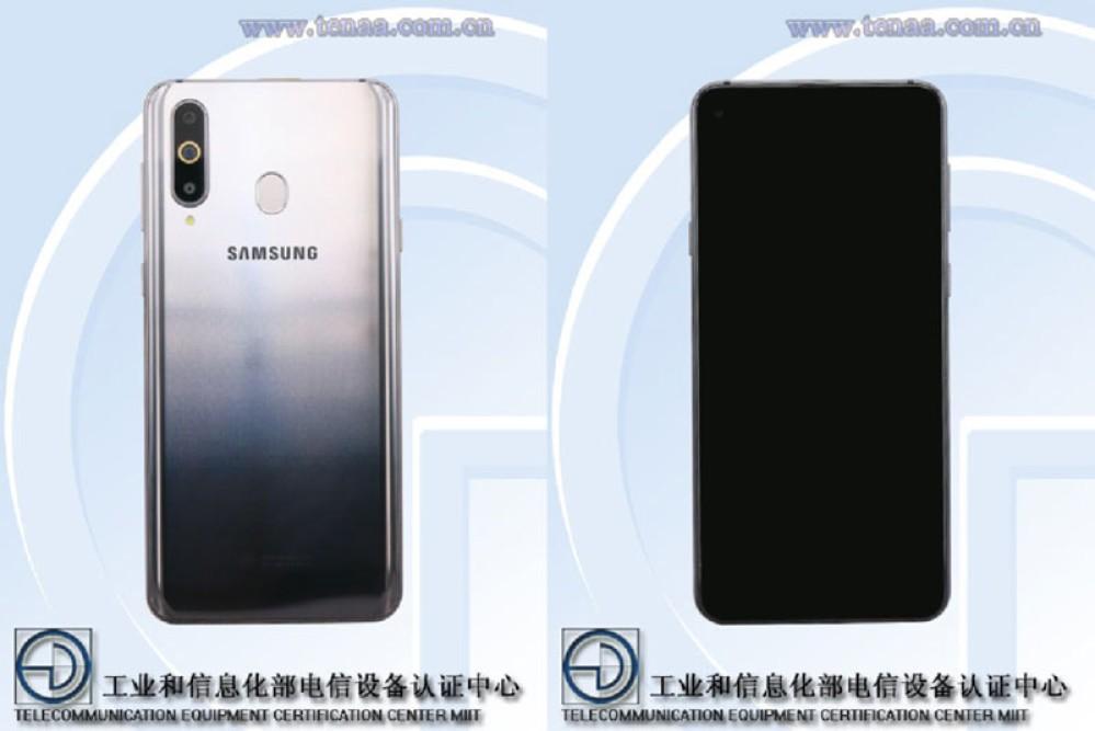 Samsung Galaxy A8s: Οπή στην οθόνη και τριπλή κάμερα επιβεβαιώνει ο TENAA