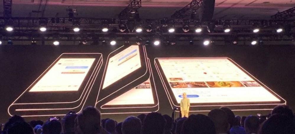 Samsung Galaxy F: Το αναδιπλώμενο smartphone θα διαθέτει τριπλή κάμερα