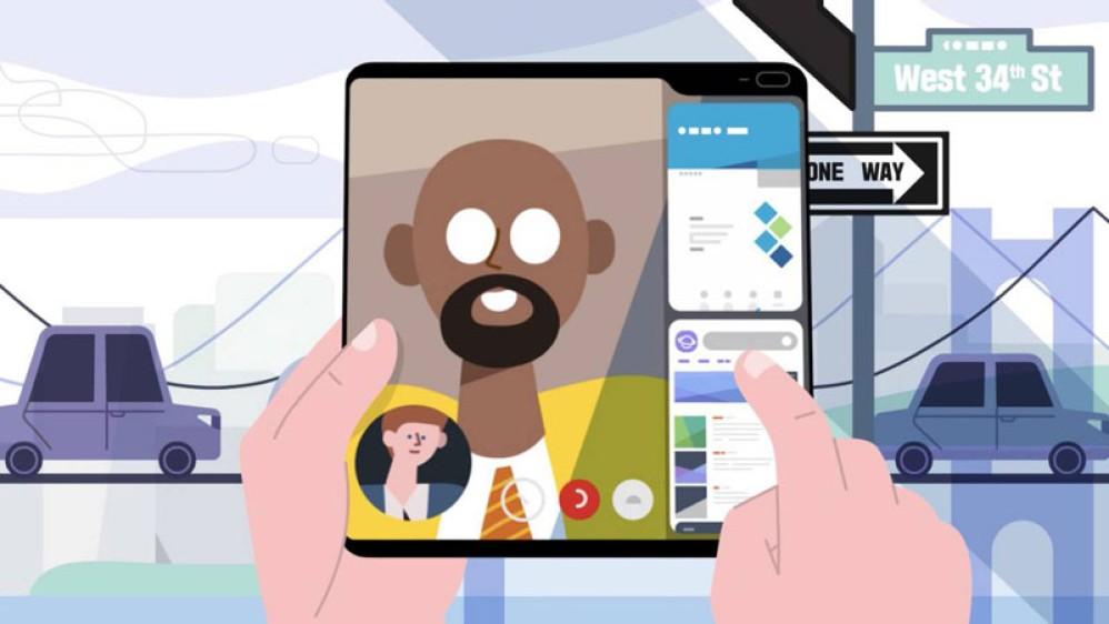 Samsung Galaxy Fold: Μια ματιά στην καθημερινότητα με το αναδιπλούμενο smartphone