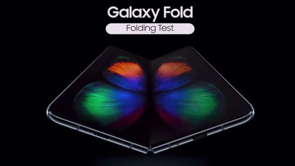 Samsung Galaxy Fold: Νέο video αποδεικνύει ότι αντέχει 200.000 αναδιπλώσεις