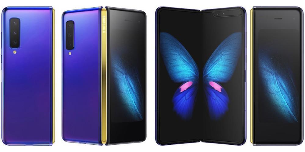 Samsung Galaxy Fold: Επίσημο, αναλυτικό infographic για τις τεχνικές προδιαγραφές του