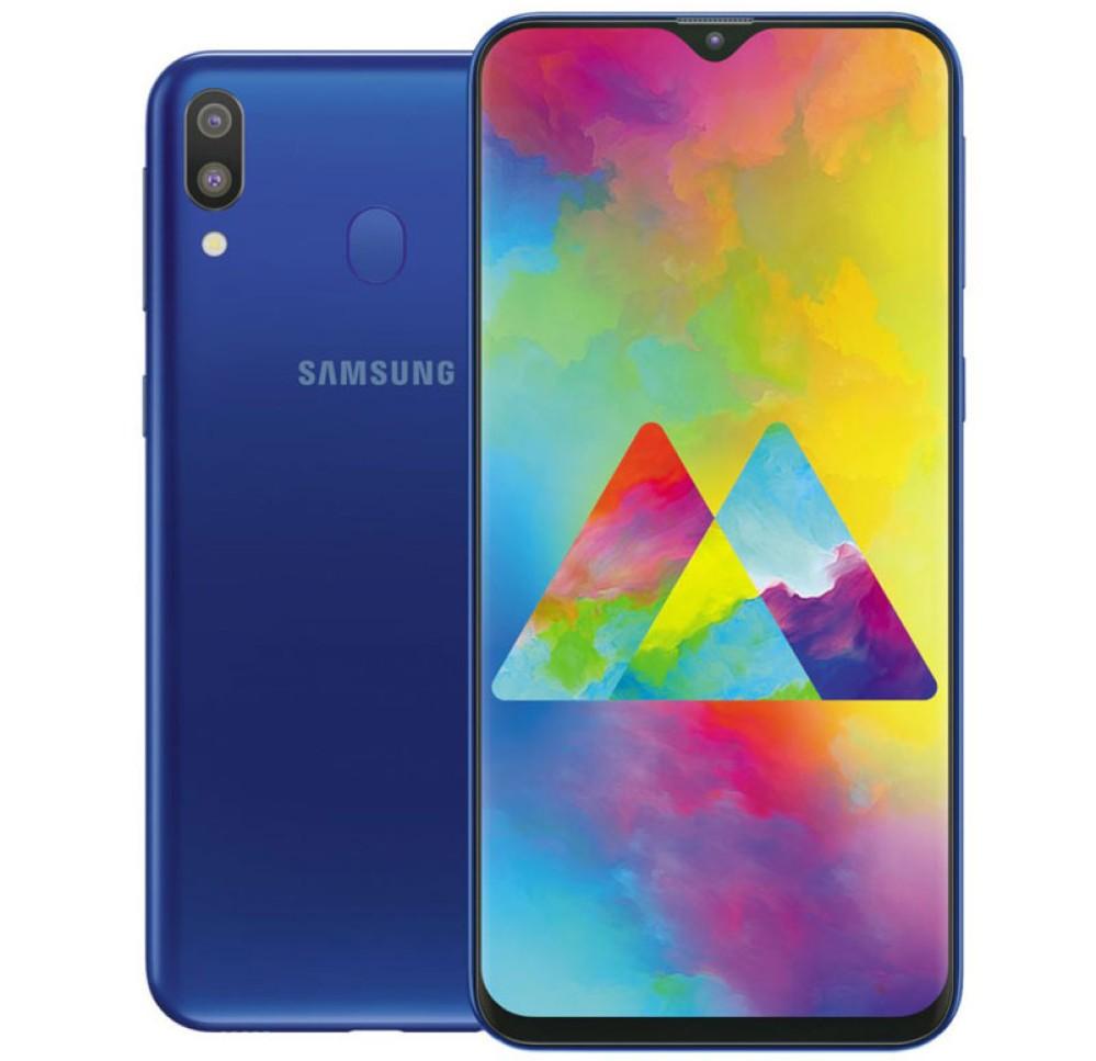 Samsung Galaxy M10/M20: Επίσημα με οθόνες Infinity-V, διπλή κάμερα, μεγάλη μπαταρία και πολύ χαμηλή τιμή