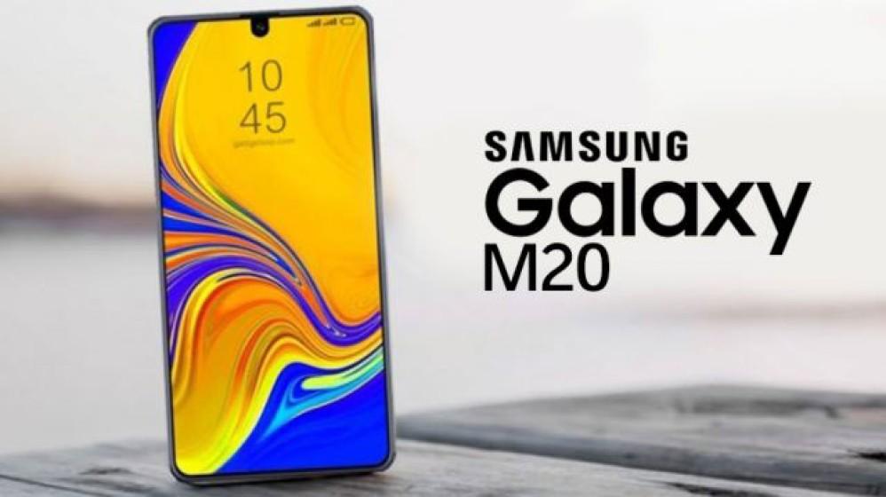 Samsung Galaxy M20: Έρχεται με notch-σταγόνα και μπαταρία 5000mAh;