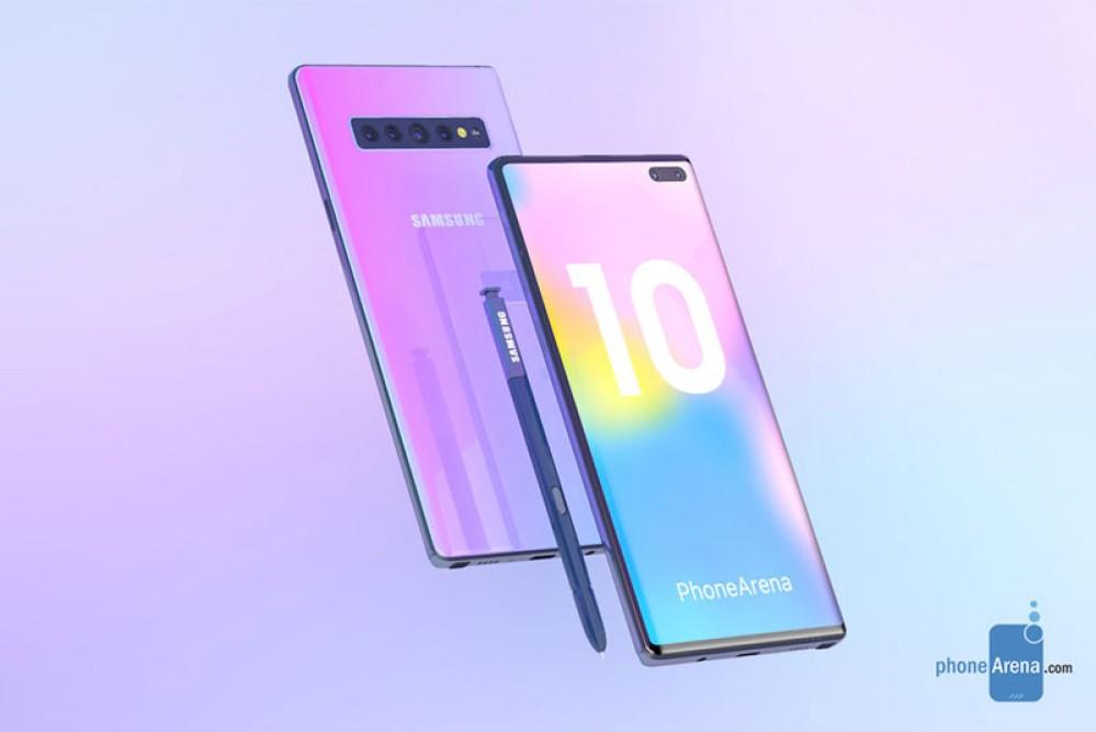 Samsung Galaxy Note10: Τα πρώτα concept renders δεν απέχουν πολύ από την πραγματικότητα