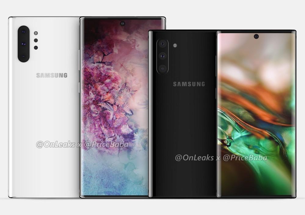 Samsung Galaxy Note 10 Pro: Οι πρώτες διαρροές δείχνουν εντυπωσιακή εμφάνιση και πανίσχυρα specs [Video]