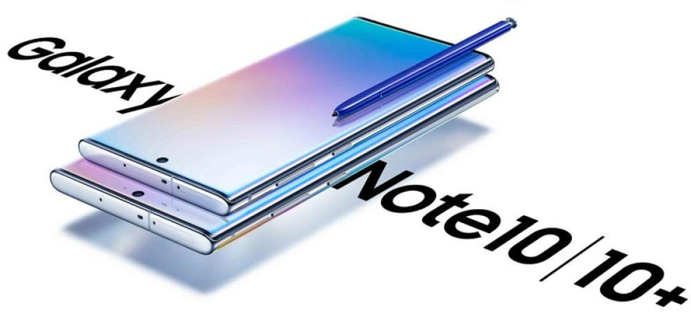 Samsung Galaxy Note10: Αυτά είναι όλα τα τεχνικά χαρακτηριστικά τους! [Pics + Livestream]