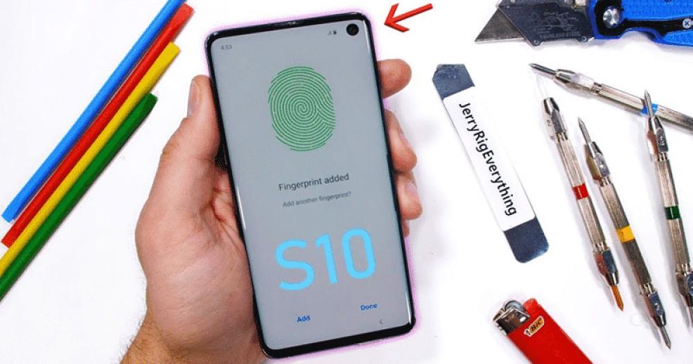Samsung Galaxy S10: Πόσο αντέχει σε βασανιστικές δοκιμές;