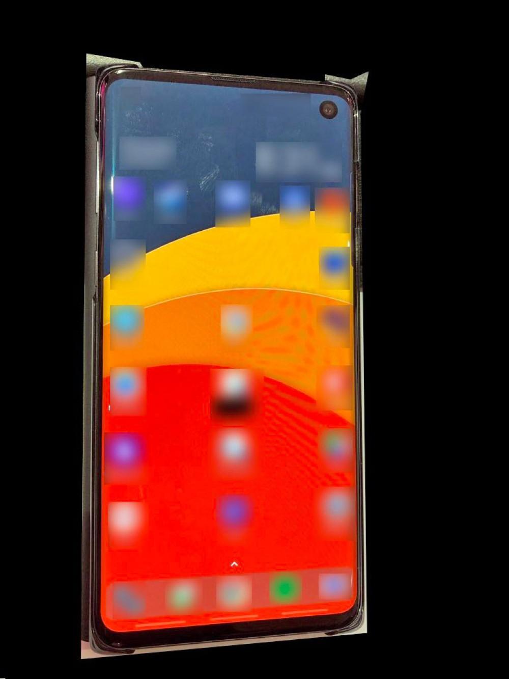 Samsung Galaxy S10: Αυτό είναι το standard μοντέλο σύμφωνα με τον Evan Blass