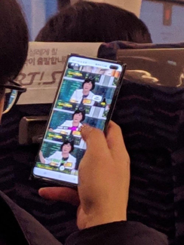 Samsung Galaxy S10+: Είναι αυτή η πρώτη πραγματική φωτογραφία του;