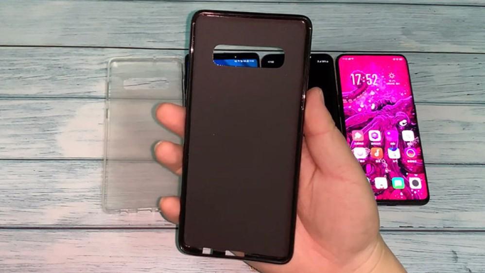 Samsung Galaxy S10+: Video της θήκης μας δίνει μια εικόνα για το μέγεθος του