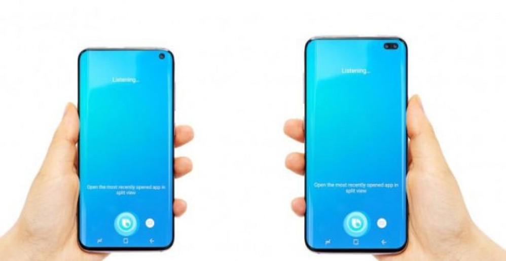 Samsung Galaxy S10: Με μικρότερη τρύπα από το Galaxy A8s και το 5G μοντέλο στο MWC 2019