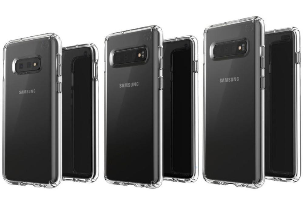 Samsung Galaxy S10: Όλη η σειρά σε επίσημο render από τον Evan Blass