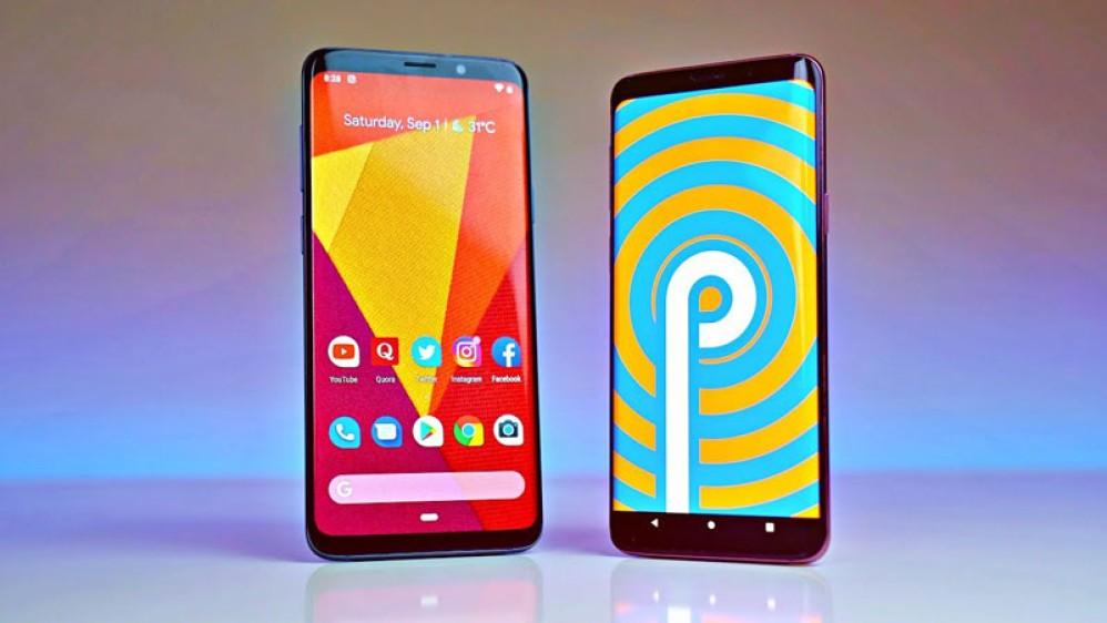 Samsung Galaxy S9/S9+: Ξεκίνησε η αναβάθμιση στο Android 9.0 Pie!