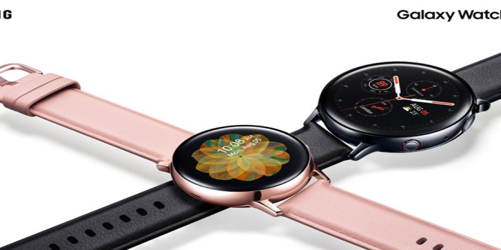 Samsung Galaxy Watch Active2: Επίσημα με LTE και αισθητήρα ηλεκτροκαρδιογραφήματος