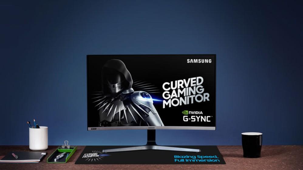 Samsung CRG5: Νέα κυρτή οθόνη 27'' 240Hz για gamers