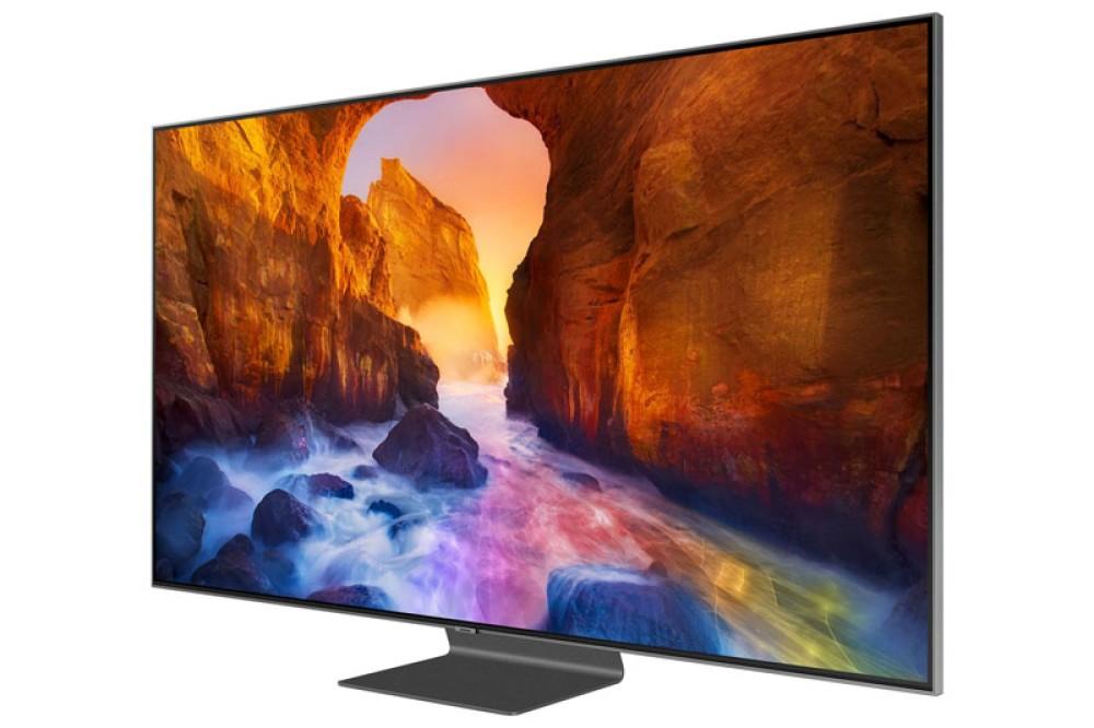 Η Samsung λανσάρει την νέα σειρά QLED τηλεοράσεων στην ευρωπαϊκή αγορά