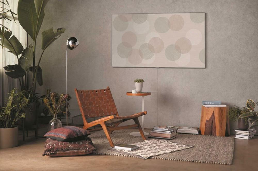 Samsung QLED TVs: Μεταμορφώνουν τους εσωτερικούς χώρους σε γκαλερί τέχνης