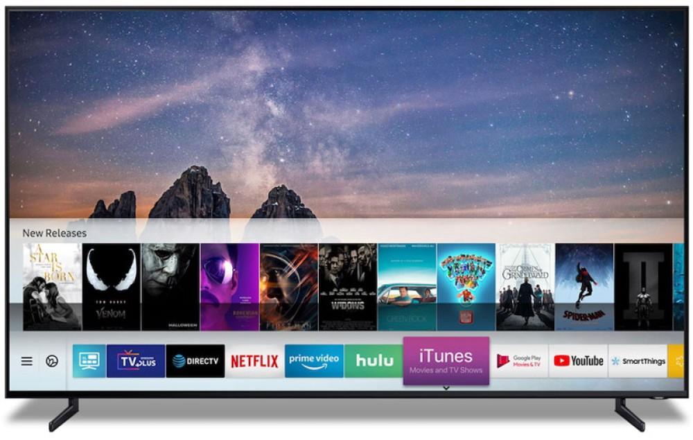 AirPlay 2 και iTunes Movies & TV Shows στις τηλεοράσεις της Samsung!