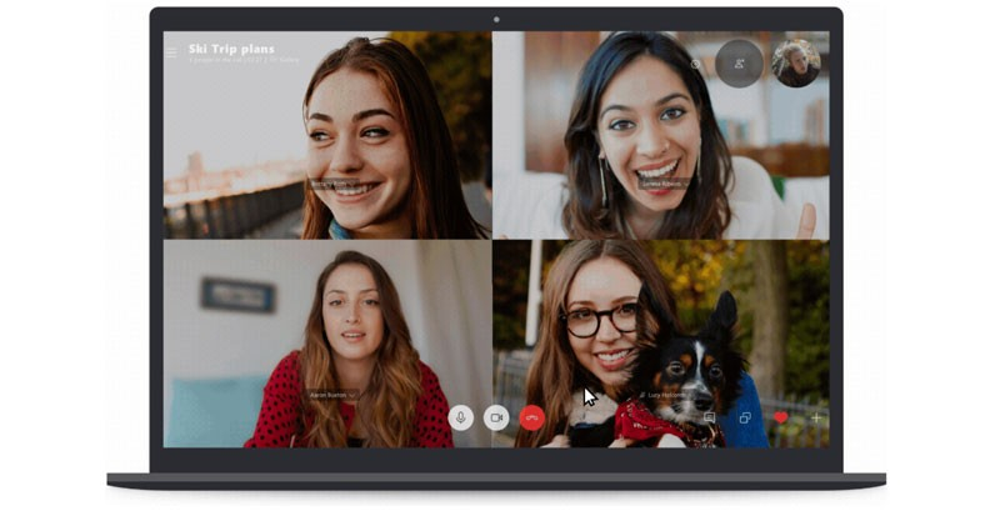 Skype: Τώρα μπορείς να θολώνεις το background όταν πραγματοποιείς video κλήσεις