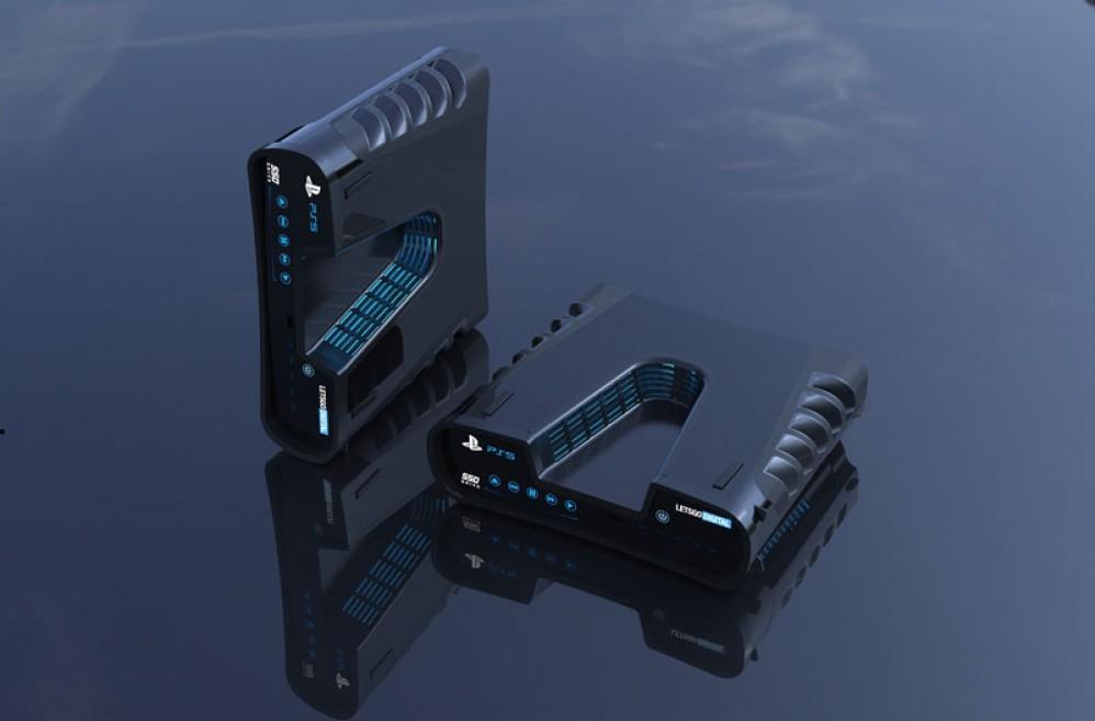 PlayStation 5: Το σχέδιο που διέρρευσε είναι από dev kit και δείχνει εντυπωσιακό σε αυτά τα renders!