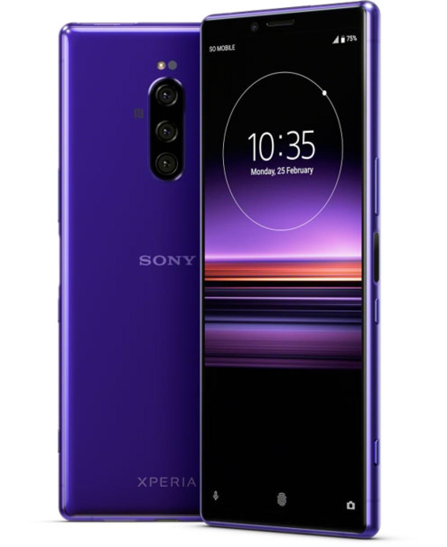 """Sony Xperia 1: Αυτό θα είναι το """"Xperia XZ4"""" με οθόνη 21:9 και κάμερα 52MP;"""