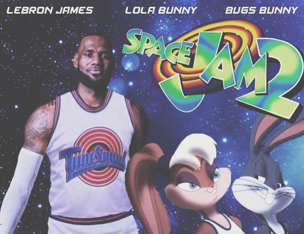 Space Jam 2: Πρεμιέρα στις 16 Ιουλίου 2021 με πρωταγωνιστή τον Lebron James!