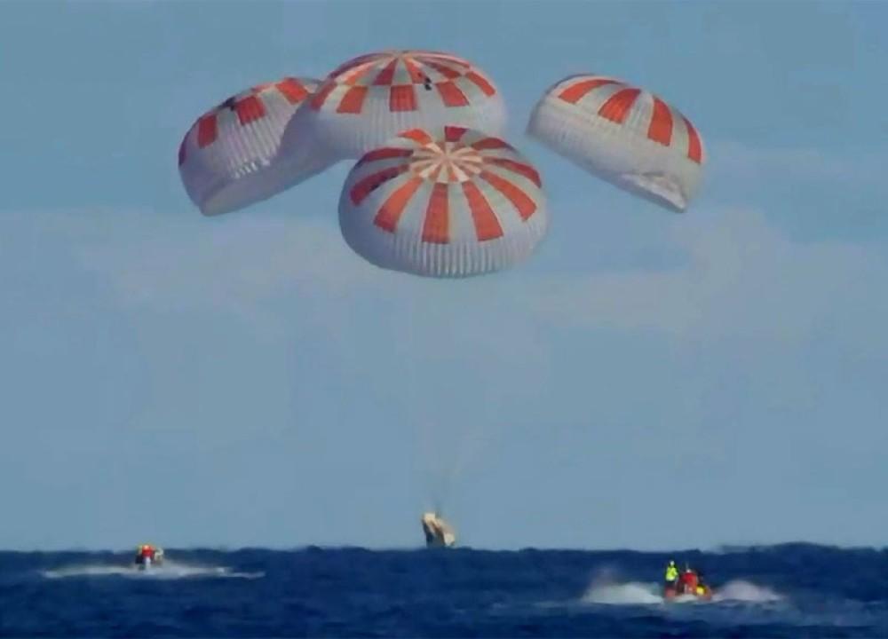Η SpaceX είναι πλέον βέβαιη ότι μπορεί να πραγματοποιήσει επανδρωμένες αποστολές