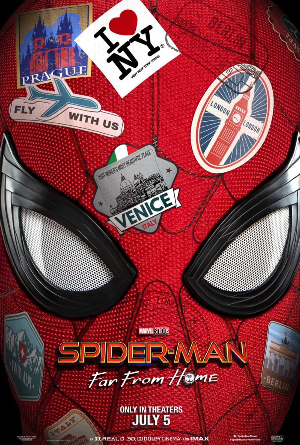 Spider-Man: Far From Home, δείτε το πρώτο trailer για τη νέα ταινία
