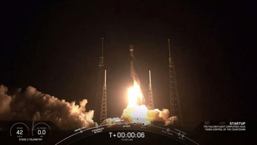 Starlink: Η SpaceX έθεσε σε τροχιά τους πρώτους 60 δορυφόρους για το παγκόσμιο δίκτυο Internet!