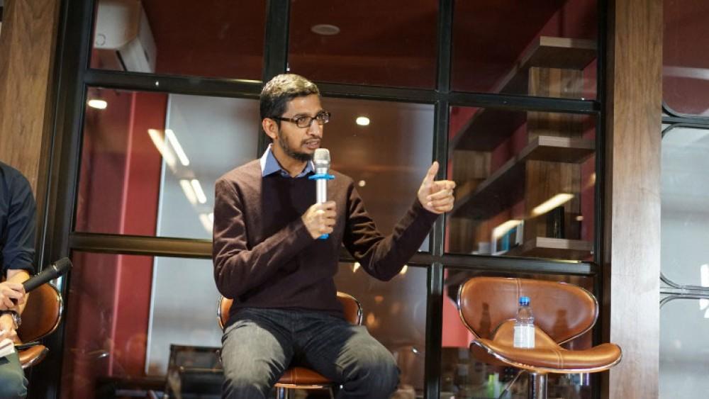 Sundar Pichai: Δεν σκοπεύουμε να αλλάξουμε την κατανομή κερδών 70/30 στο Google Play Store