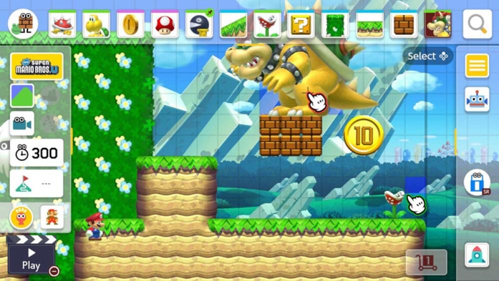 Super Mario Maker 2: Έρχεται με online multiplayer και story mode