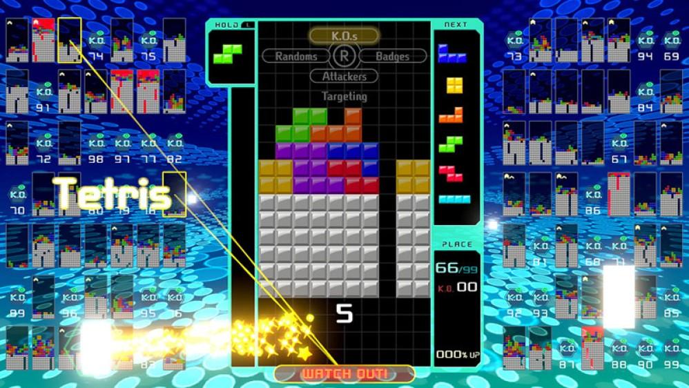 Tetris 99: Διαθέσιμη και η offline έκδοση του για το Nintendo Switch