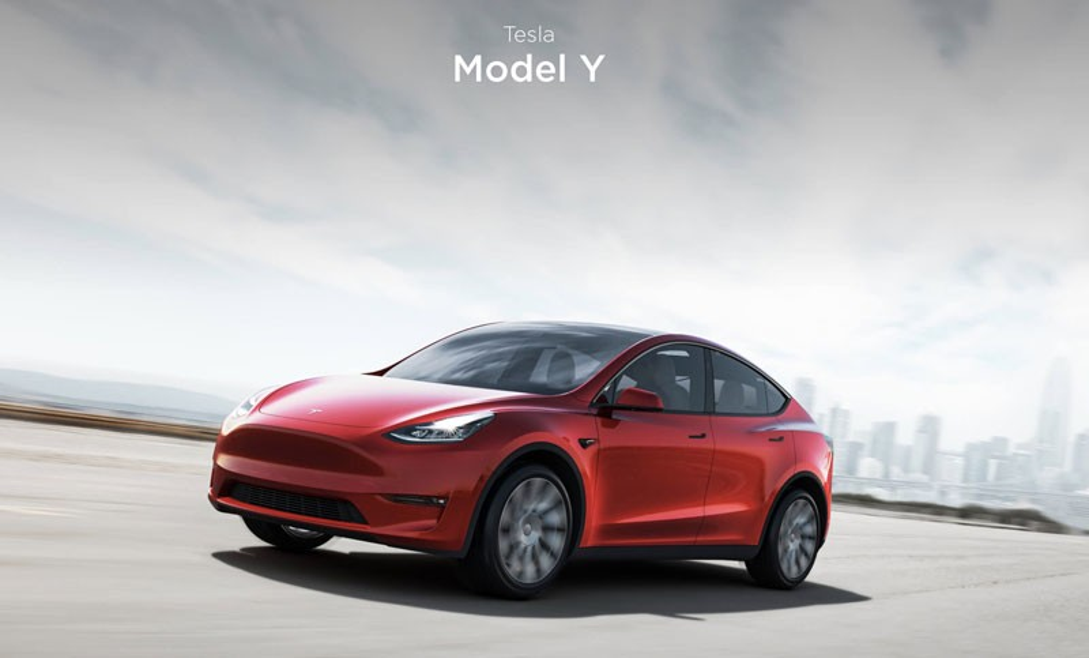 Tesla Model Y: Επίσημο το ηλεκτρικό SUV της εταιρείας