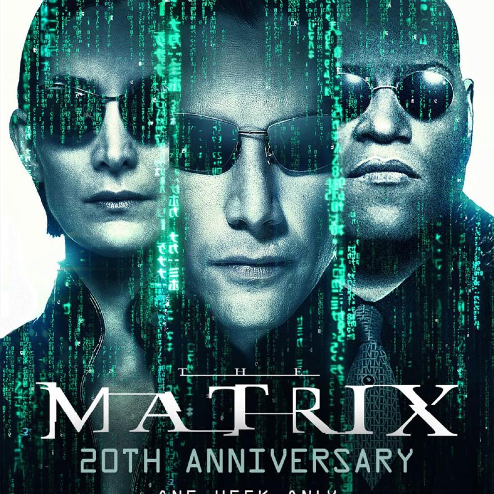 The Matrix: Ξανά στους κινηματογράφους με Dolby Vision και Dolby Atmos για την 20η επέτειο
