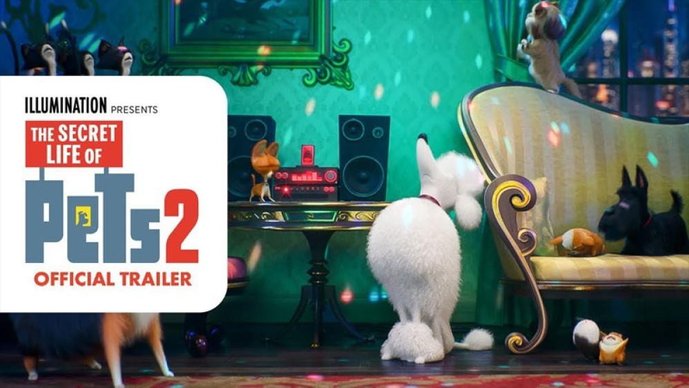 The Secret Lives of Pets 2: Πρώτο trailer για το sequel που περιμένουμε από το 2016