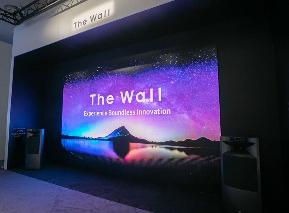 Samsung: Παρουσιάζει τη νέα γενιά στην ψηφιακή σήμανση σε 8K QLED