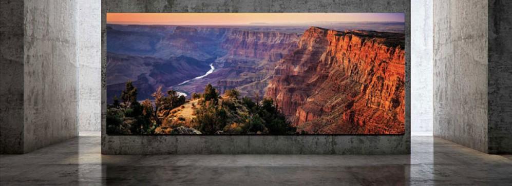 """Η Samsung το """"τερματίζει"""" με τη νέα The Wall Luxury που φτάνει έως 292'' με ανάλυση 8K!"""