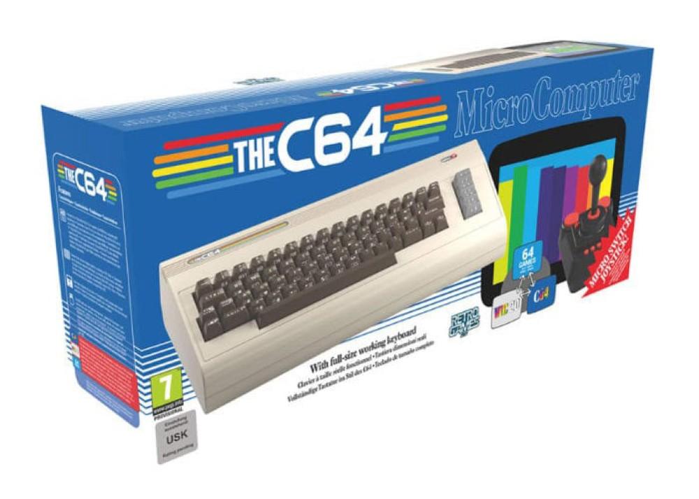 THEC64: Η επιστροφή του Commodore 64 σε πλήρες μέγεθος αυτό το Δεκέμβριο! [Video]