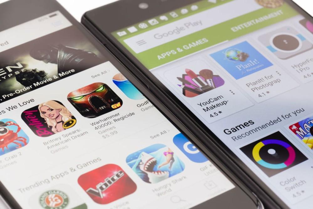 Τρελά ρεκόρ στα downloads και τον τζίρο των mobile εφαρμογών για το 2018