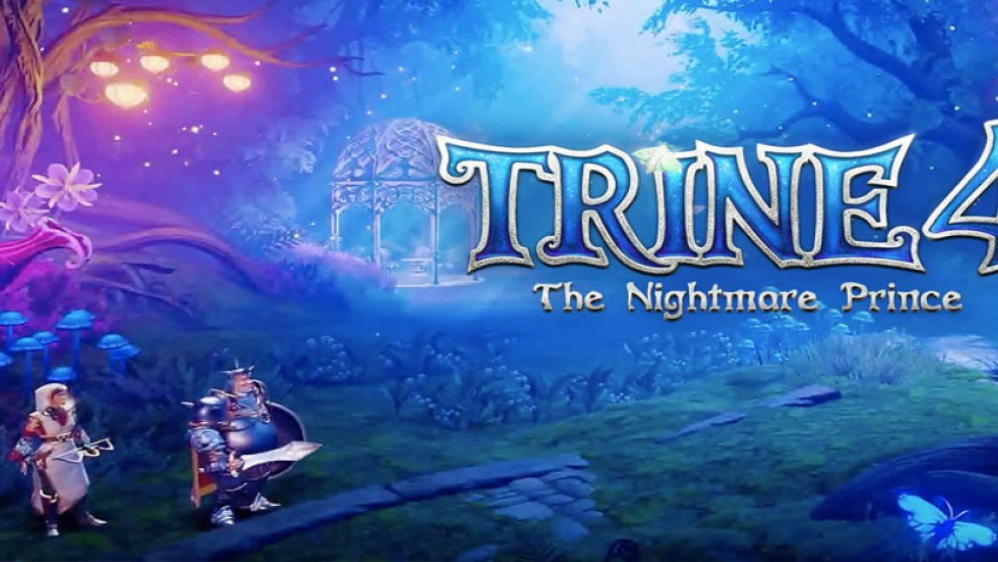 Trine 4: The Nightmare Prince, κυκλοφορεί στις 8 Οκτωβρίου μαζί με το Trine: Ultimate Collection