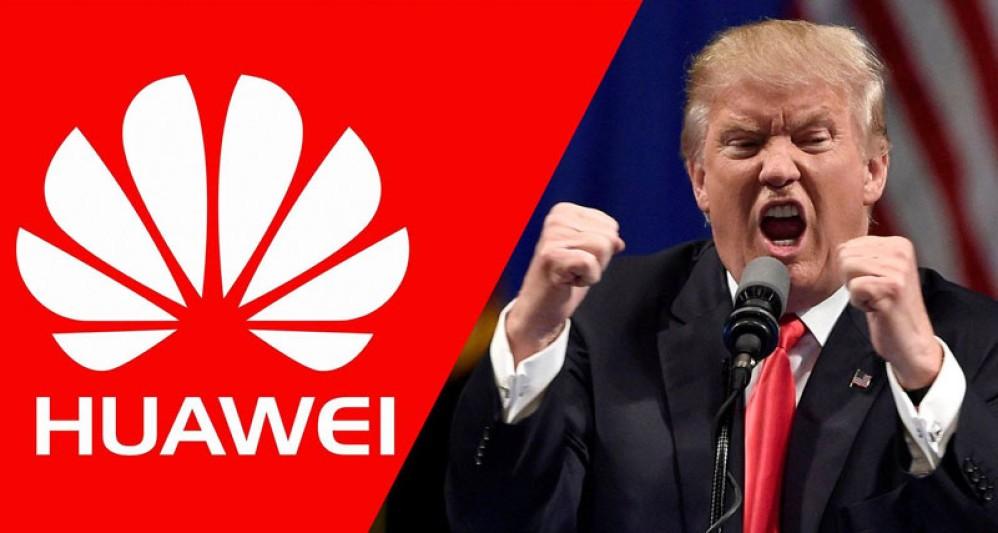 Πρόεδρος Trump: Δεν συνεργαζόμαστε με τη Huawei, αναστολή στις άδειες συναλλαγών με τις Αμερικανικές εταιρείες!
