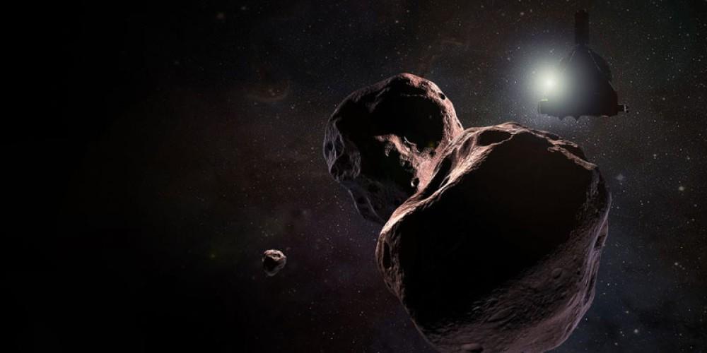 Το New Horizons της NASA φτάνει στο μυστηριώδες Ultima Thule στην άκρη του Ηλιακού Συστήματος