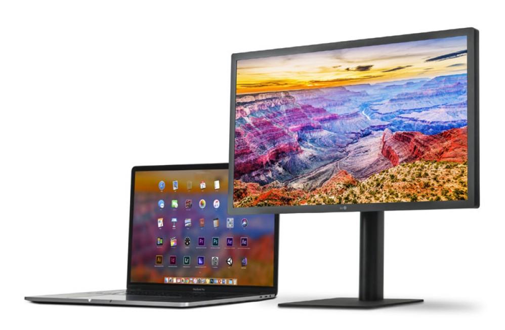 Η LG παρουσιάζει τη νέα 27'' Ultrafine 5K οθόνη