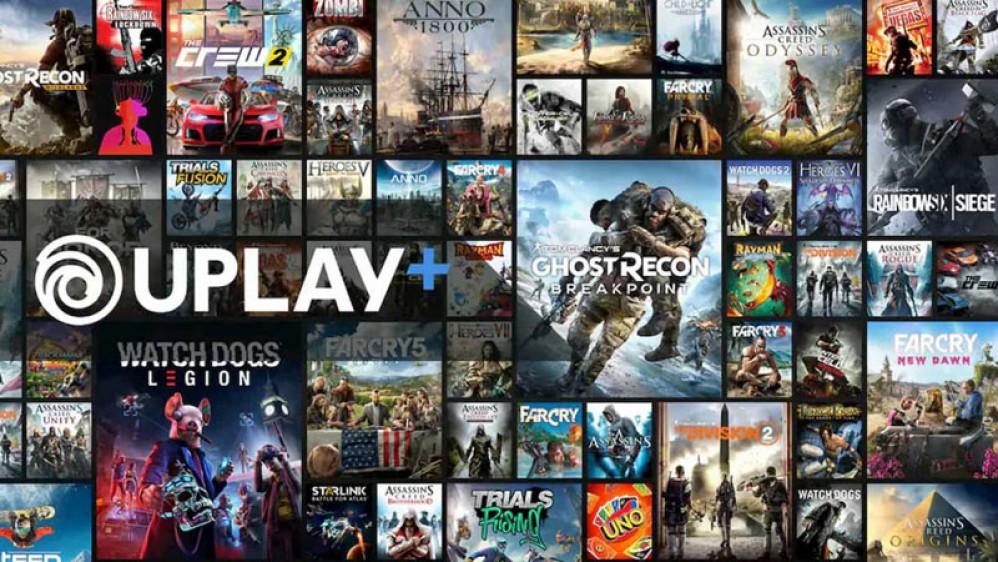 Uplay+: Η συνδρομητική υπηρεσία της Ubisoft με €14.99/μήνα για πρόσβαση σε 100+ παιχνίδια της
