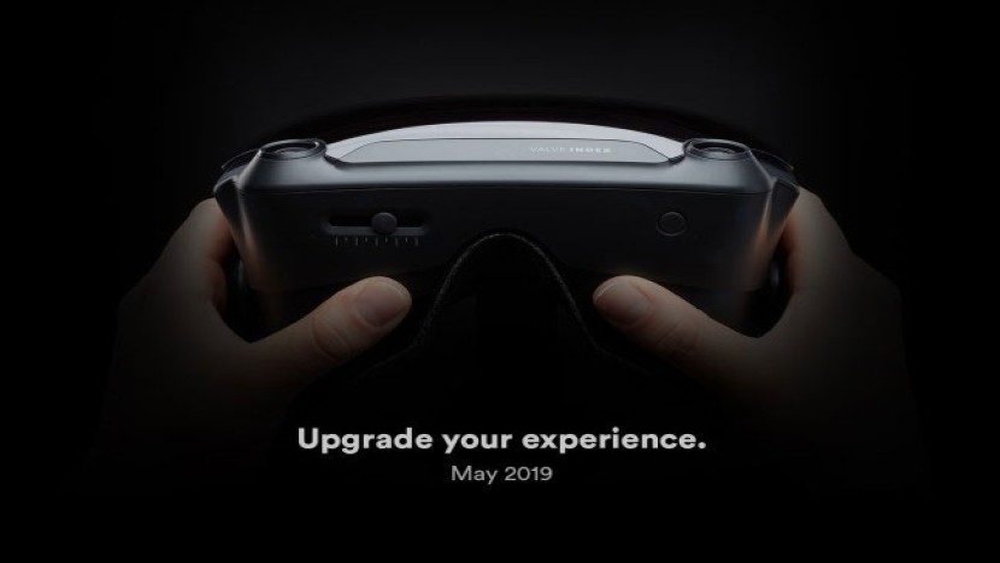 Valve Index: Έρχεται το Μάιο το VR headset της εταιρείας